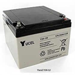 Batterie YUASA gel 12v 24ah
