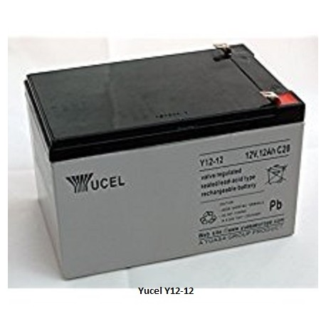 Batterie YUASA gel 12V 12Ah